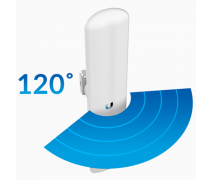 UBNT UBIQUITI (LAP-120) 5 GHZ 2x2 MIMO AIRMAX 120 DERECE 16dBi ACCES POİNT