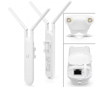 UBUQITI UBNT (UAP-AC-M) UNIFI MESH 2.4 VE 5GHZ 2x2 MIMO OUTDOOR ACCESS POINT 24V