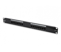 DIGITUS DN-91616U CAT6 UTP PATCH PANEL 16PORT