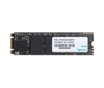 240 GB APACER AS2280P2 M.2 PCIe GEN3 x2 1580-880 MB/s SSD AP240GAS2280P2-1