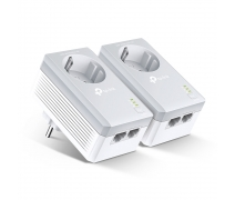 TP-LINK TL-PA4020PKIT AV600 2PORT POWERLINE ADAPTÖR-PRİZ (2'Lİ)