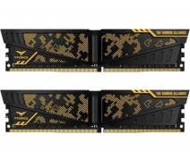 32 GB DDR4 3200Mhz T-FORCE VULCAN TUF YELLOW 16Gx2