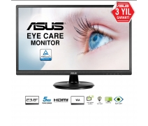 23.8 ASUS VA249HE 5MS Eye Care FULL HD HDMI VGA