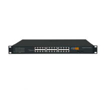 FREELINK (FR-242S-370) 24 PORT 10/100/1000 POE 2xSFP 370W POE SWİTCH
