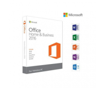 MICROSOFT OFFICE HOME/BUSINESS 2016 TR. BOX (T5D-02714)WORD,EXEL,POINT,ONENOTE,OUTLOOK