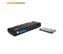 TEKNOGREEN THS-005 5 IN 1 OUT HDMI SWITCH (TEKNOGREEN)