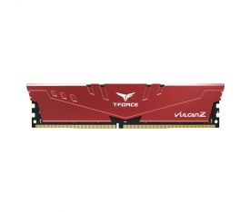 16 GB DDR4 3000 MHZ T-FORCE VULCAN Z RED 16GBX1
