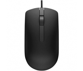 DELL MS116 OPTICAL USB SİYAH KABLOLU MOUSE (570-AAIS)