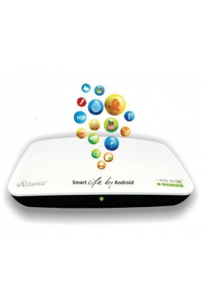 ATLANTA SMART HD BOX FULL HD UYDU ALICISI