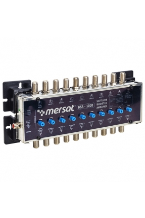 MERSAT BSA-1020 BOOSTER AMPLIFIER 20DB (ASTRACOM)